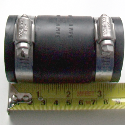 Flexible Rubber Pipe Connector 38mm x 43mm - 54001562